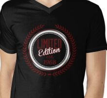 Limited Edition est.1968 Mens V-Neck T-Shirt