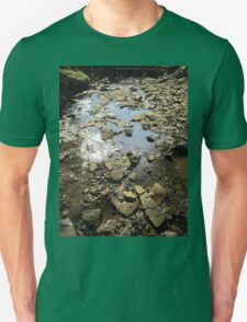 river babble Unisex T-Shirt