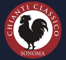 Black Rooster Sonoma Chianti Classico  One Piece - Short Sleeve