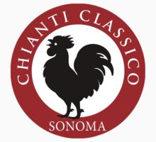 Black Rooster Sonoma Chianti Classico  One Piece - Long Sleeve