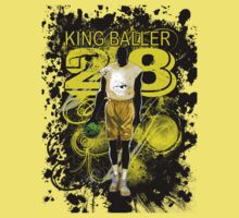 KING BALLER (YELLOW) by DionJay