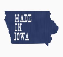 Made in Iowa One Piece - Short Sleeve