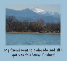 Colorado Visitor... by Lori Durocher