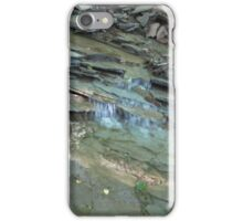 rushing water iPhone Case/Skin