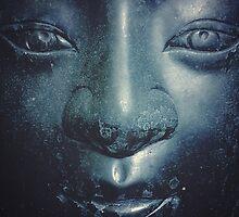 Buddha by Matthew Hollinshead