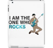 I Am The One Who Rocks  -Breaking Bad iPad Case/Skin