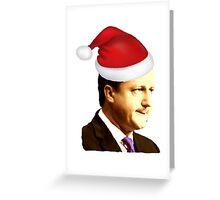 Santa Cameron Greeting Card