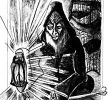 The Hermit by Hannah Chusid