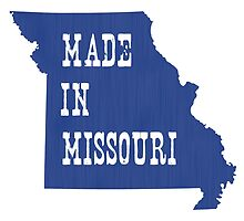 Made in Missouri by surgedesigns