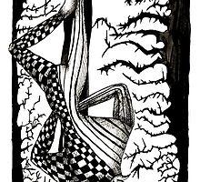 The Hanged Man by Hannah Chusid