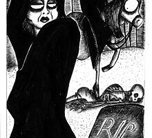 Death by Hannah Chusid