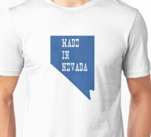 Made in Nevada Unisex T-Shirt