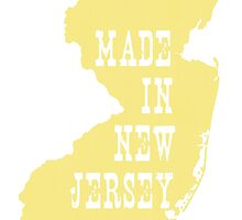 Made in New Jersey by surgedesigns