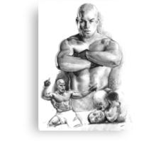 Tito Ortiz Canvas Print