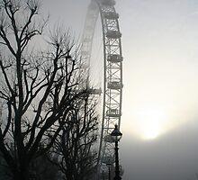 The London Eye by Graham Ettridge