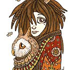 Owl Keeper by Anita Inverarity