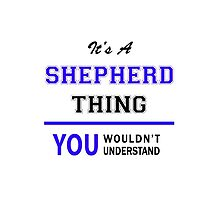 It's a SHEPHERD thing, you wouldn't understand !! by thestarmaker