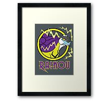 Raikou Framed Print