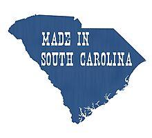 Made in South Carolina Photographic Print