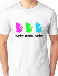 Cutie Kittys Unisex T-Shirt