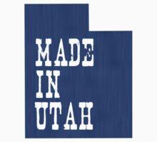 Made in Utah Kids Tee