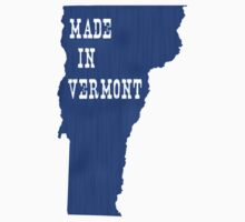 Made in Vermont One Piece - Long Sleeve