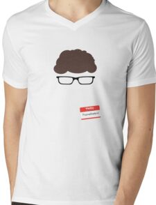 Hello Procrastinators! Mens V-Neck T-Shirt