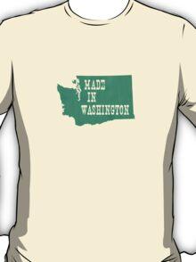 Made in Washington T-Shirt
