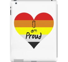 Lithsexual - I Am Proud iPad Case/Skin