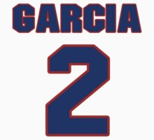 National baseball player Jesse Garcia jersey 2 by imsport