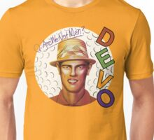 Devo - Q: Are We Not Men? A: We Are Devo! Unisex T-Shirt