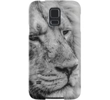 Face Of Thought Samsung Galaxy Case/Skin