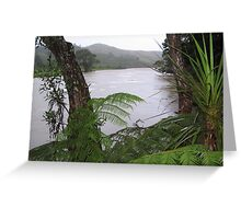 Above the Flood Greeting Card