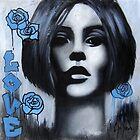 Blue love by Chehade