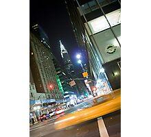 New York, NY Photographic Print
