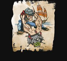 Popeye and His Spinach Unisex T-Shirt