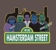 Hamsterdam Street Kids Clothes