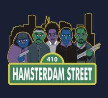 Hamsterdam Street One Piece - Long Sleeve