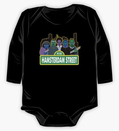 Hamsterdam Street One Piece - Long Sleeve