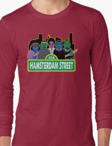 Hamsterdam Street Long Sleeve T-Shirt