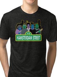 Hamsterdam Street Tri-blend T-Shirt