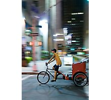 Need a Ride? Photographic Print