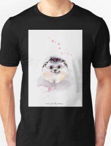 Cute Adorable Hedgehog  T-Shirt