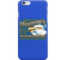 Meemaw's Bed & Breakfast iPhone Case/Skin