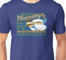 Meemaw's Bed & Breakfast Unisex T-Shirt