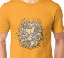 Mayan Pinup Unisex T-Shirt