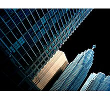 Downtown Towers Photographic Print