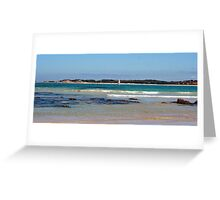 Anglesea Seascape Greeting Card