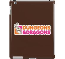 D&D All Nighter iPad Case/Skin