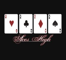 Aces High by Monique Keen
